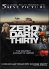 Zero Dark Thirty (DVD) (Ultraviolet Digital Copy) (Eng) 2012