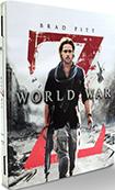 BD-WORLD WAR Z BBY STEELBOOK (BD) (Blu-ray Disc) (Steel Book) (Only @ Best Buy)