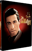 BD-GODFATHER PART II, THE BBY STEEL (BD) (Blu-ray Disc) (Steel Book) (Only @ Best Buy)