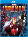 Iron Man: Rise of Technovore (Blu-ray Disc) (Ultraviolet Digital Copy) (Eng/Fre/Japanese/Spa/Por/TH) 2013