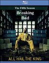 Breaking Bad: The Fifth Season - All Hail the King [2 Discs / Blu-ray / Unrated] (Unrated) (Blu-ray Disc)