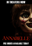 Annabelle (Blu-ray Disc) (2 Disc) (Ultraviolet Digital Copy)