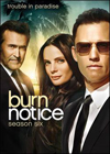 Burn Notice: Season 6 [4PC] (4 Disc) (Boxed Set) (DVD) (Eng)