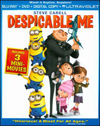 Despicable Me (Blu-ray Disc) (2 Disc) (Ultraviolet Digital Copy) (Eng/Spa/Fre) 2010