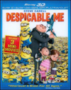 Despicable Me (Blu-ray 3D) (3 Disc) (3-D) (Ultraviolet Digital Copy) (Eng/Spa/Fre) 2010