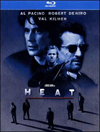 Heat (Blu-ray Disc) (Steel Book) (Enhanced Widescreen for 16x9 TV) (Eng/Fre/Spa) 1995