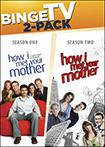 HOW I MET YOUR MOTHER SSN1+2 (DVD) (DVD) (Only @ Best Buy)