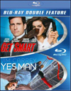 Get Smart (2008)/Yes Man [2 discs] (Blu-ray Disc) (Enhanced Widescreen for 16x9 TV) (Eng/Fre/Spa)