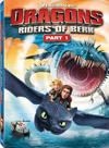 Dragons: Riders Of Berk - Part 1 (2 Disc) (DVD)