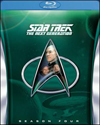 Star Trek: The Next Generation - Season 4 [6 Discs] [Blu-ray] (Blu-ray Disc) (Eng/Fre/Ger/Italian/Japanes)