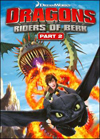 Dragons: Riders Of Berk - Part 2 (2 Disc) (DVD)