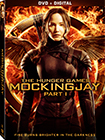 The Hunger Games: Mockingjay - Part 1 (DVD)