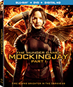 The Hunger Games: Mockingjay - Part 1 (Blu-ray/DVD)(Ultraviolet Digital Copy) (Blu-ray Disc) 2014