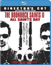 The Boondock Saints II: All Saints Day (Blu-ray Disc) (2 Disc) (Director's Cut) (Eng/Fre/Ger/Spa) 2009