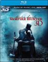 Abraham Lincoln: Vampire Hunter (Blu-ray 3D) 2012