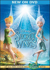Secret of the Wings (DVD) (Eng/Fre/Spa) 2012