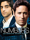 Numb3rs: The Complete Second Season [6 Discs] (DVD)