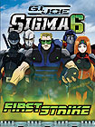 Gi Joe: Sigma 6 - First Strike (DVD)