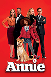 Annie (DVD) (UV Digital Copy)
