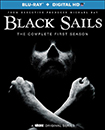 Black Sails: Season 1 (Blu-ray Disc)