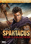 Spartacus: War Of The Damned (3 Disc) (DVD) (Boxed Set)