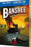 Banshee: Complete Second Season [4 Discs] (Boxed Set) (Blu-ray Disc)