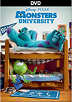 Monsters University (DVD) (Eng/Fre/Spa) 2013