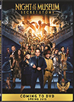 Night at the Museum: Secret of the Tomb (DVD)