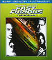 The Fast And The Furious (blu-ray Disc) (ultraviolet Digital Copy) 26624143
