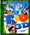 Rio (Blu-ray 3D) (3-D) 2011