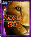 The Chronicles of Narnia: The Voyage of the Dawn Treader (Blu-ray 3D) (3-D) 2010