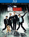 Big Bang Theory: The Complete Fourth Season [2 Discs / Blu-ray] (Blu-ray Disc) (Enhanced Widescreen for 16x9 TV) (Eng)