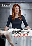 Body of Proof: The Complete First Season [2 Discs] (DVD) (Enhanced Widescreen for 16x9 TV)