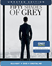 Fifty Shades of Grey (Blu-ray/DVD) (Digital Copy) (Steelbook) (Only @ Best Buy)