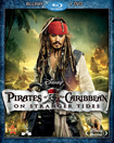 Pirates of the Caribbean: On Stranger Tides (Blu-ray Disc) (2 Disc) (Enhanced Widescreen for 16x9 TV) (Eng/Fre/Spa) 2011