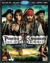Pirates of the Caribbean: On Stranger Tides (Blu-ray 3D) (3-D) (Enhanced Widescreen for 16x9 TV/3D) 2011