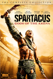 Spartacus: Gods of the Arena [2 Discs] (DVD) (Enhanced Widescreen for 16x9 TV) (Eng/Spa)