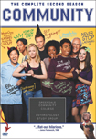 Community: The Complete Second Season [4 Discs] (DVD) (Eng)