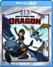 How to Train Your Dragon (Blu-ray 3D) (3-D) (3D) 2010