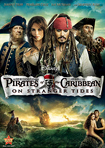 Pirates of the Caribbean: On Stranger Tides (DVD) 2011