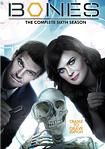Bones: The Complete Sixth Season [6 Discs] (DVD) (Enhanced Widescreen for 16x9 TV) (Eng)