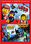 Lego Super Sweet 2-Movie Collection (DVD) (2 Disc)