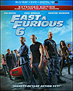 Fast & Furious 6 (Ultraviolet Digital Copy) (with $7.50 Fandango Cash) (Blu-ray Disc) (Eng/Spa/Fre) 2013