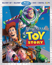 Toy Story (Blu-ray 3D) (3-D) 1995