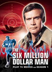 Six Million Dollar Man: Pilot TV Movies and Season 1 [6 Discs] (DVD) (Eng)