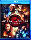 Mortal Kombat: Legacy (blu-ray Disc) 3699177