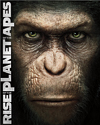 Rise of the Planet of the Apes (Blu-ray Disc) (2 Disc) (Eng/Spa/Fre)