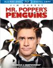 Mr. Popper's Penguins (Blu-ray Disc) (3 Disc) 2011