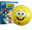 The SpongeBob Movie: Sponge Out of Water (Only @ Best Buy) (Blu-ray/DVD) (Digital Copy) (w/Beach Ball)