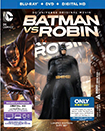 Batman Vs Robin (Only @ Best Buy) (Deluxe) with Batman Under The Hood and Batman #1 (Blu-ray Disc)